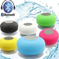 Vízálló vezeték nélküli Bluetooth hangszórók Kihangosító MIC