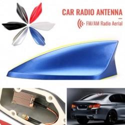 Univerzális autócápa cápauszony antenna jele Automatikus tető FM / AM rádióantenna csere