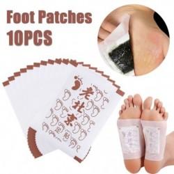 10PCS Detox Old Beijing lábvédő testápoló lábápoló karcsúsító gyömbér szerves tisztítószer