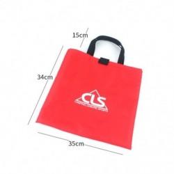 Újra felhasználható, bevásárlásra összecsukható, táskába hajtogatható, nagyméretű és tartós, nagy terhelésű