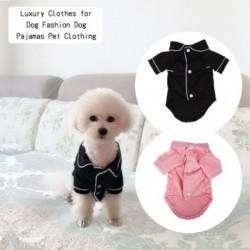 Kutyadivat pizsama kisállat ruházat kis, közepes méretű kutyáknak. Macska ruházat tavasszal és nyáron