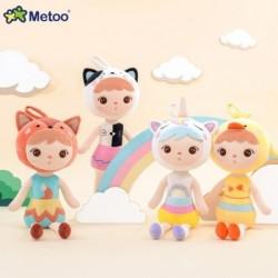 45 cm-es plüss Metoo Doll töltött Egyszarvú Rajzfilm Gyerekjátékok G-hez