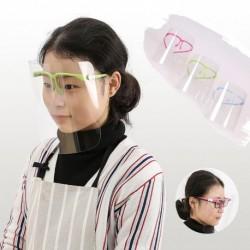 Arcvédő maszk csíra elleni védelem szem arc keret és napellenző konyhai háztartási fogászat