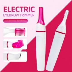 1db többfunkciós női elektromos borotva szőreltávolító eszköz eltávolító szemöldökvágó
