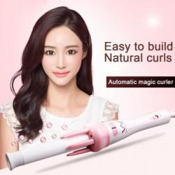 2 módon forgatható hajsütővas automatikus kerámia hajcsavaró hajsütő varázslat hajgöndörítő pálca