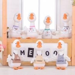 32 cmes Metoo plüss liba játék gyerek Rajzfilm állatbaba gyerek lány Születésnapi karácsonyi ajándék karikatúra