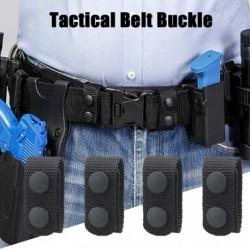 4 részes taktikai övtartó, dupla bepattintással a szabadtéri sportok Heveder szíj öv rögzítéséhez Rendőrségi