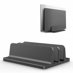 Ötvözetből álló asztali laptop állvány, tárolható állítható könyvtábla notebook tartó MacBook Pro Air DELL iPad
