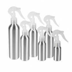 Alumínium palack egerek Alkohol lágyító vízpermet Finom köd utántöltő egér al palackok