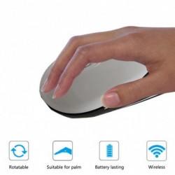 számítógép USB vezeték nélküli egér üzleti irodai játékegér