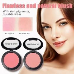 Crush Blush tartós pigmentált sült pofás matt natúr ragyogás por kozmetikai sminklemosó