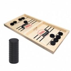 Gyors Sling Puck játék, csúzli játék győztes társasjáték gyerek és felnőtteknek