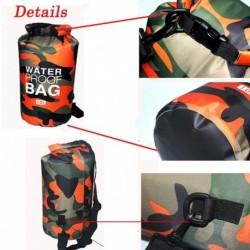 hordozható rafting búvárkodás  PVC vízálló összecsukható úszó tároló táska folyami túrákhoz