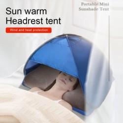 Pop Up tengerparti sátor automatikus kis összecsukható napernyő kültéri személyes napernyő anti UV mini napvédő sátor