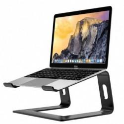 Hordozható laptop állvány alumínium ötvözet notebook konzol hűtőtartó MacBook Air Pro készülékhez