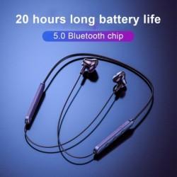 TWS DD8 vezeték nélküli Bluetooth fülhallgató mágneses sport fülhallgató vízálló sport fülhallgató Zaj fejhallgató