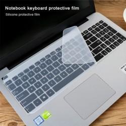 Vízálló laptop billentyűzet védőfólia laptop billentyűzet fedél 15,6 17 14 notebook billentyűzet fedél szilikon
