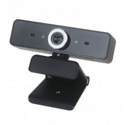 Webkamera nagyfelbontású kamera USB MIC Clipon laptop asztali számítógép tartozékhoz