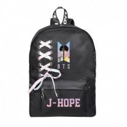 J-HOPE - Bangtan Boys J-Hope SUGA V hátizsák válltáska iskolai könyvtáska nyakkendő vászon
