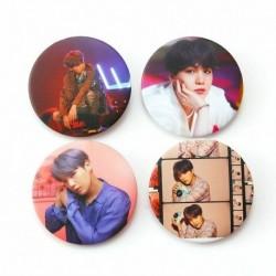 13. - 7db / szett Kpop Bangtan fiúcsapok imádják magad Könnyalbum brossok kitűző