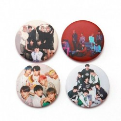 3 - 7db / szett Kpop Bangtan Boys Pins Love Yourself Tears Album Brosses Set Badge