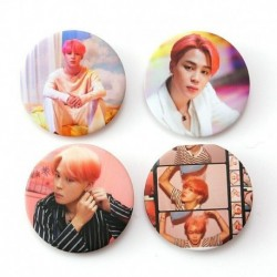 10. - 7db / szett Kpop Bangtan Boys Pins Love Yourself Tears Album Brosses Set Badge