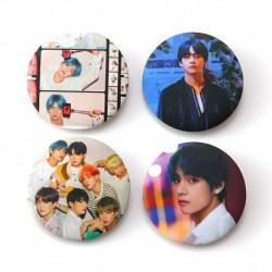 15 - 7db / szett Kpop Bangtan Boys Pins Love Yourself Tears Album Brosses Set Badge