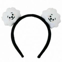 5. - Kpop BTS fejpántok hajpánt nyakkendő Bangtan Boys CHIMMY BT21 Tuck Comb fejfedők UK