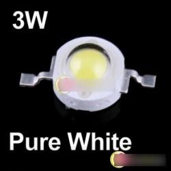 2db 3W LED energiatakarékos lámpa 6500K fehér