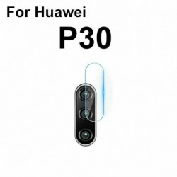 A Huawei P30-hoz - Huawei P30 P20 Lite Pro Mate 20 Lite Pro fényképezőgép objektívvédő üvegfólia DE