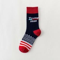 Vörösbor - Sok Trump elnök-zokni 2020 teszi Amerikát ismét nagyszerűvé republikánus zoknit Unisex
