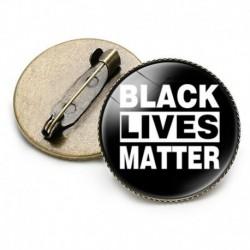 * 1 - Black America Lives Matter Bross Pin Bross Badge Zománc tűs Skeleton 4 Style
