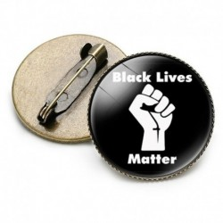 * 2 - Black America Lives Matter Bross Pin Bross Badge Zománc tűs Skeleton 4 Style