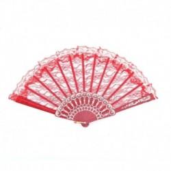 Rothadás - Dame Eleganter kínai kinézet Flgel-Chun-Art-Tanzen-faltender Spitze-Handfächer