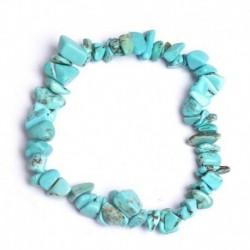 7 * - Drágakő kristály chip gyöngyös nyújtás ajándék varázsa Reiki gyógyító karkötők ajándék