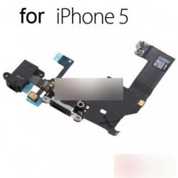 Flex szalag kábel csere alkatrész iPhone 5