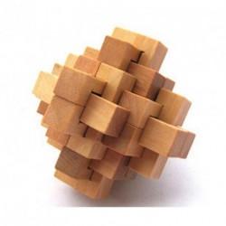 DIY fa oktató képességfejlesztő Játék ajándék 02