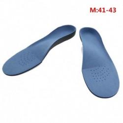 EU 41–43 M méret - Memóriahabos orthotika Ívfájdalomcsillapító támasztó betétpárna cipő talpbetét párna