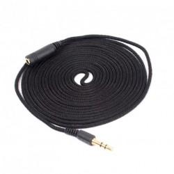3,5 mm - N 3,5 mm hosszabbító adapter fülhallgató