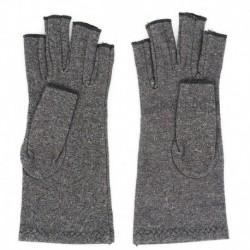M - Arthritis kesztyű Kompressziós ízületi ujj fájdalomcsillapító kézcsukló tartó Brace @