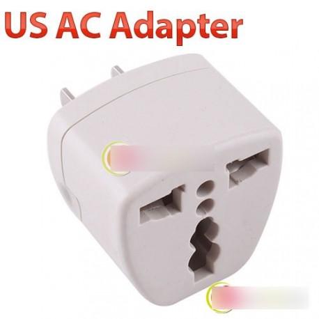 Univerzális EU UK AU - US AC Power töltő átalakító