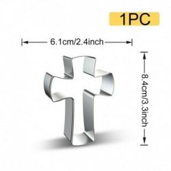 Sütemény kiszúró forma vidám tavaszi - Húsvéti formával - I verzió - Kereszt