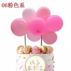 Happy Birthday - Lufis tortadísz muffin - tortadísz szülinapra - 6. verzió