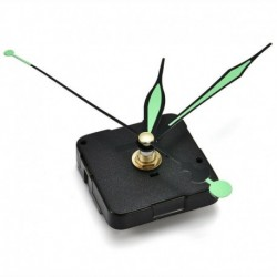 * 3 Noctilucent - Kvarc óra mozgás mechanizmus javítás barkács szerszámkészlet   fekete kéz csere USA
