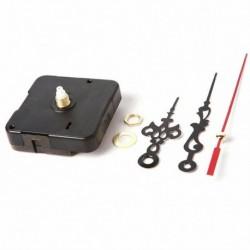 * 2 Fekete   Piros - Kvarc óra mozgás mechanizmus javítás barkács szerszámkészlet   fekete kéz csere USA