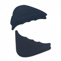 Fekete színű - 1 pár Szivacsos lábujjvédő talpbetét magassarkú cipőbe