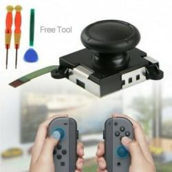 Nincs szín - Analóg botcsere a Nintendo Switch Lite Joy Con Thumbstick botkormányhoz