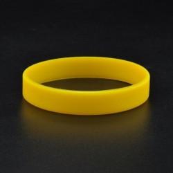 Sárga - Új 12 színű sport szilikon gumi karkötő gumi karszalag férfiak és nők ajándék