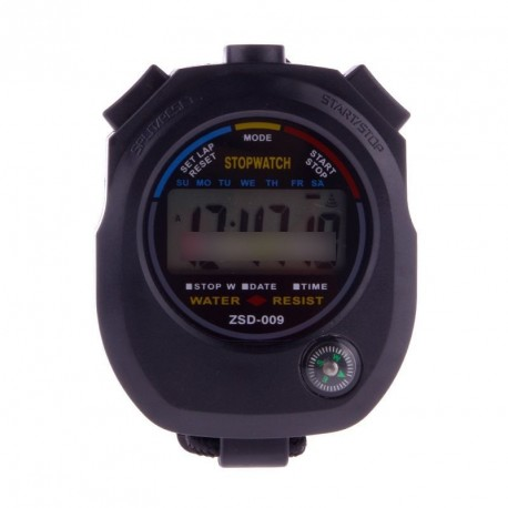 Kronográf stopper számláló távolságmérő 04