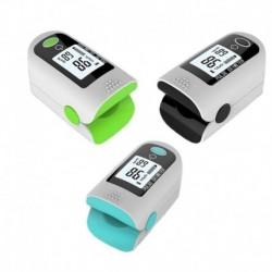 CK-X1805 Ujjbegy oximéter pontos oxigénmérés pulzusszám oximéter ujjcsipesz mérőműszer